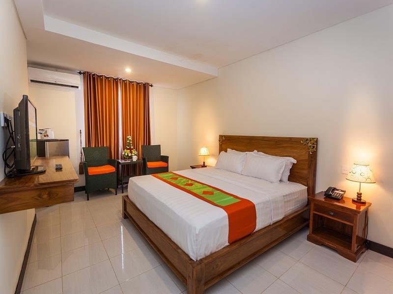 Mahatma Residence ホテル詳細