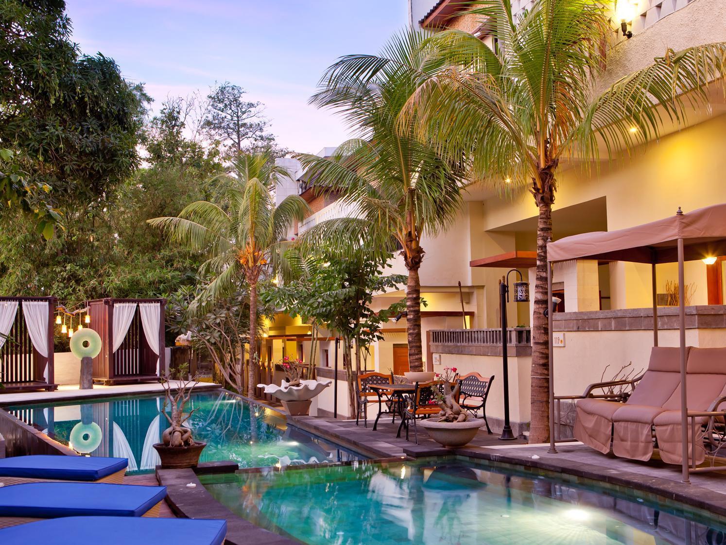 Marbella Pool Suite Seminyak ホテル詳細