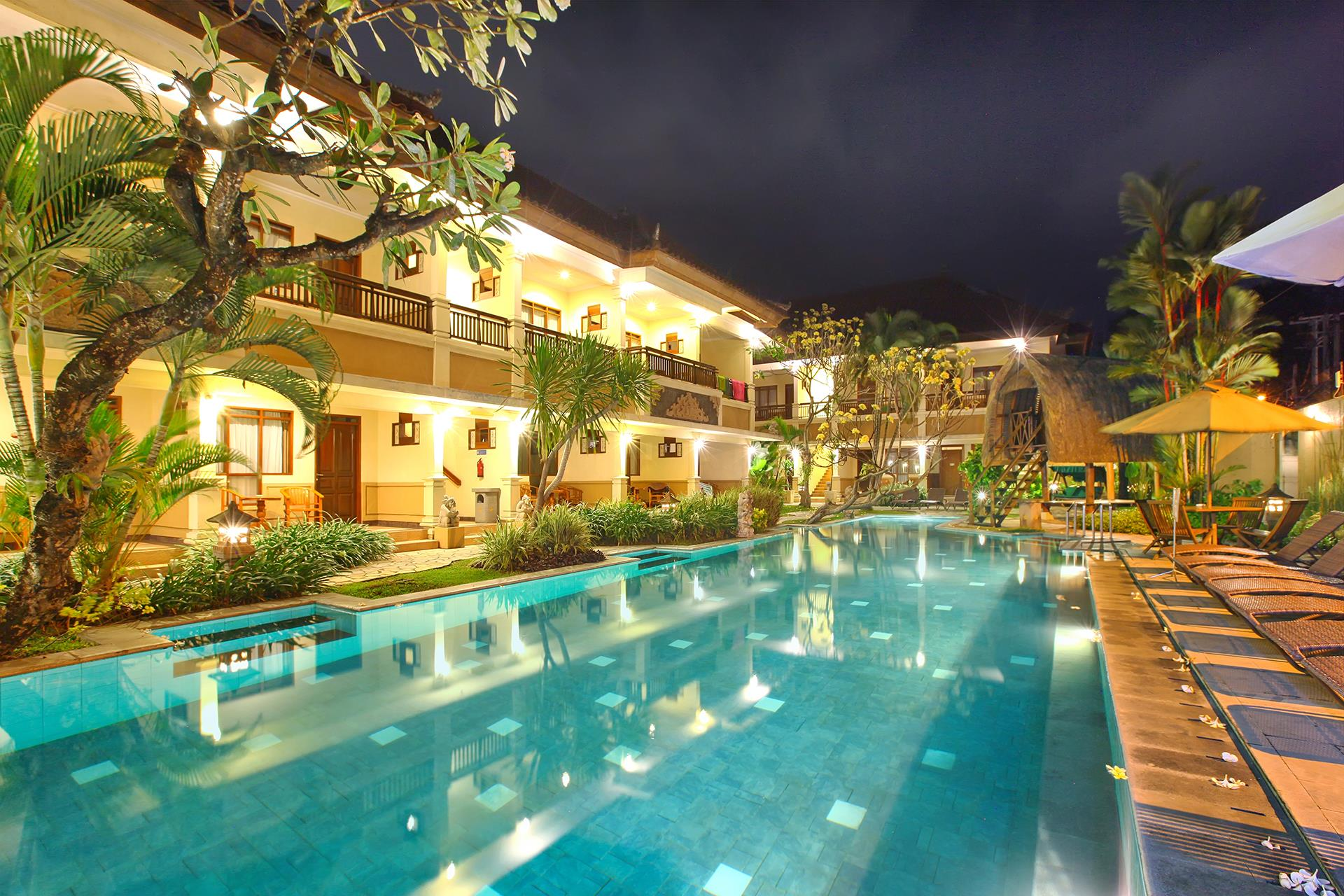 Mutiara Bali Boutique Resort, Villas and Spa ホテル詳細