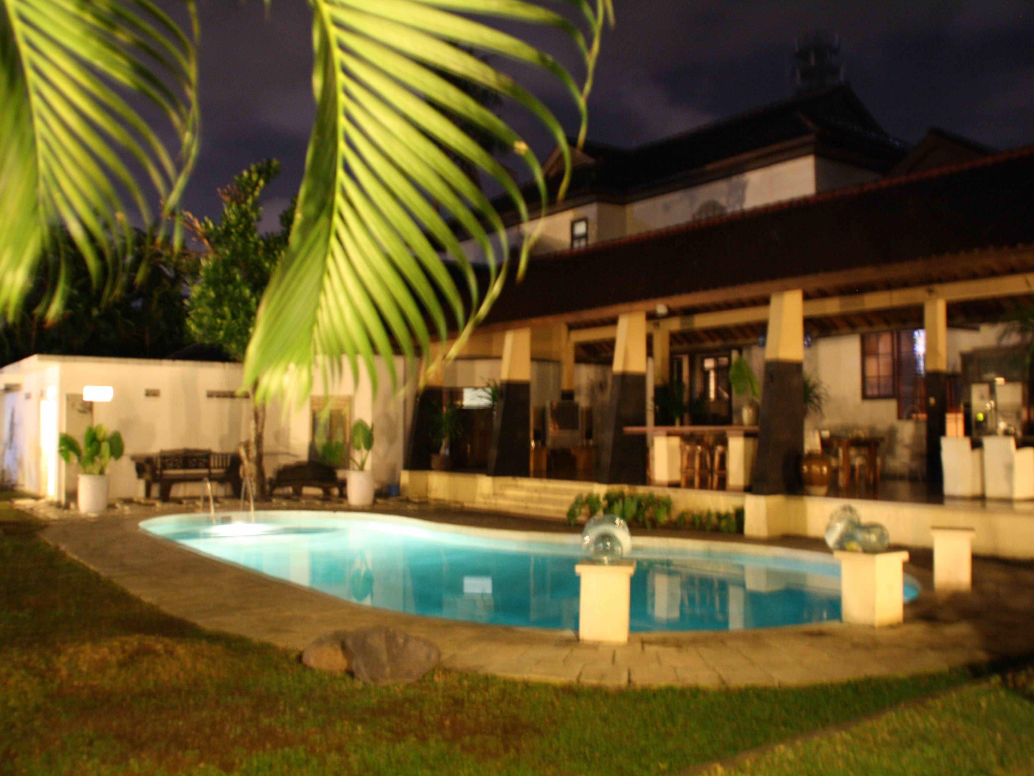 Pandan Bali Villa ホテル詳細