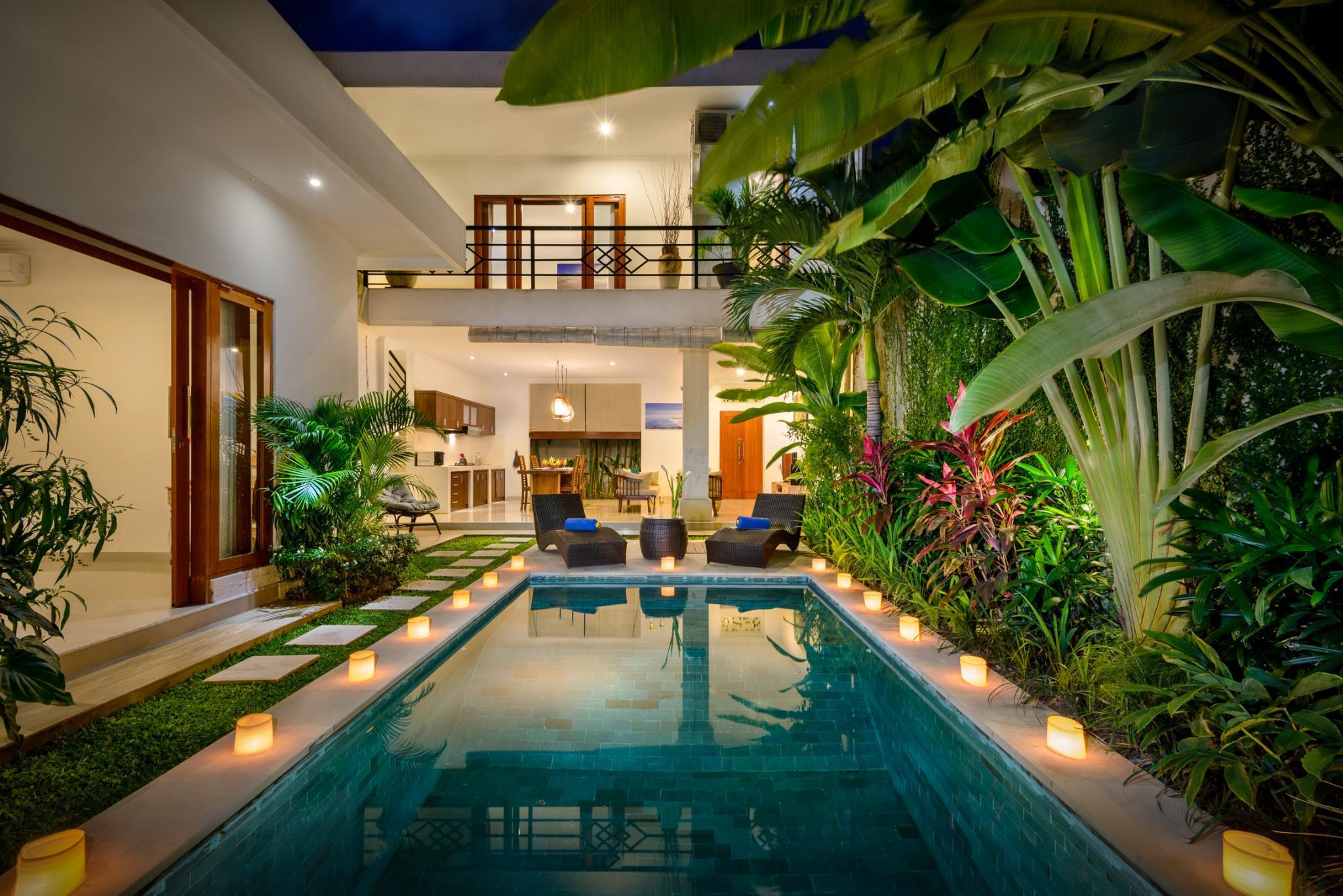 Pino Residence Seminyak Bali ホテル詳細