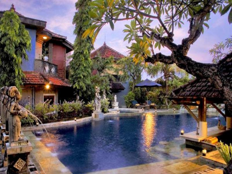 Putu Bali Villa And Spa Hotel ホテル詳細
