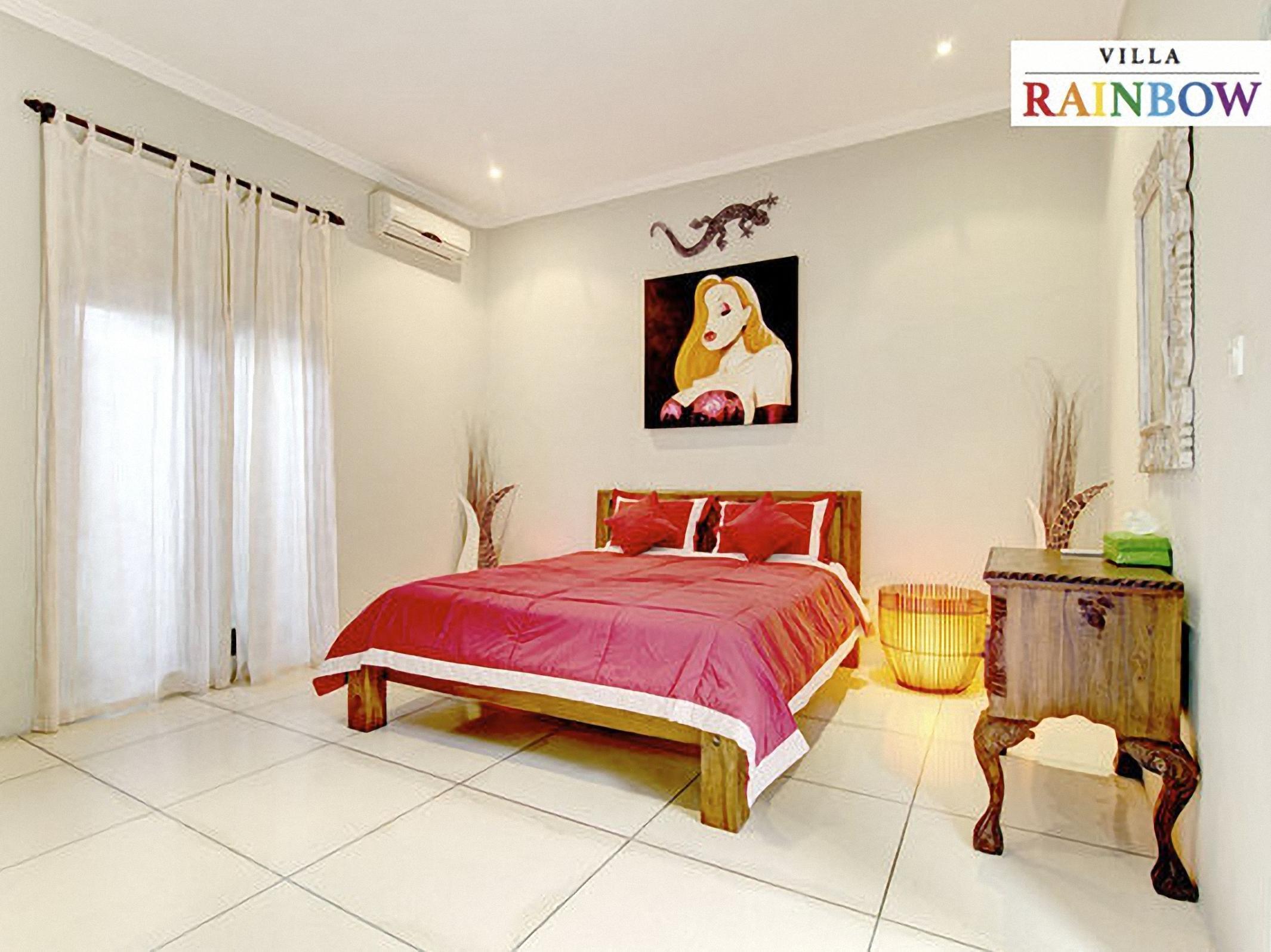 Rainbow Villa Seminyak Bali ホテル詳細