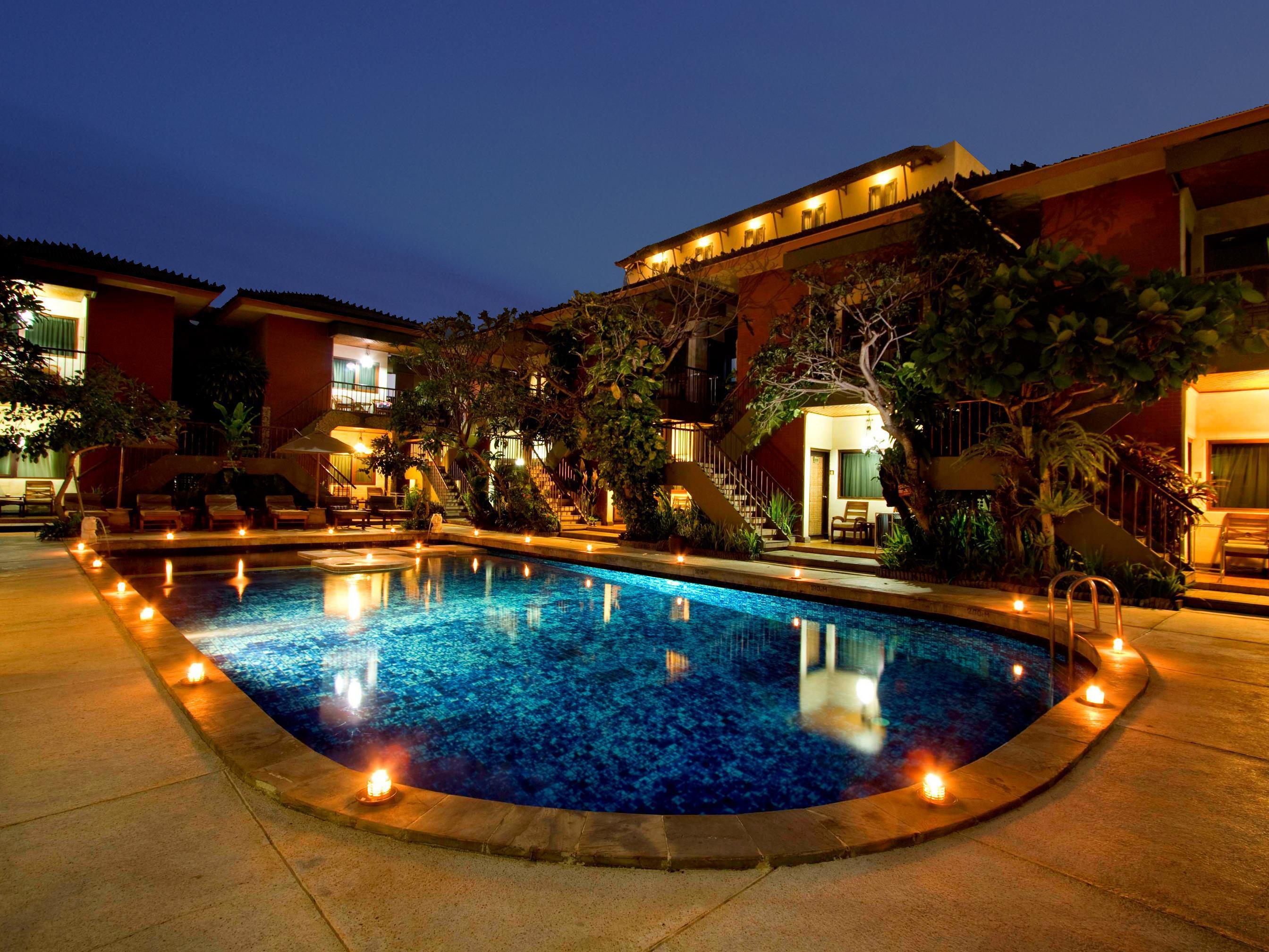 Rama Garden Hotel Bali ホテル詳細