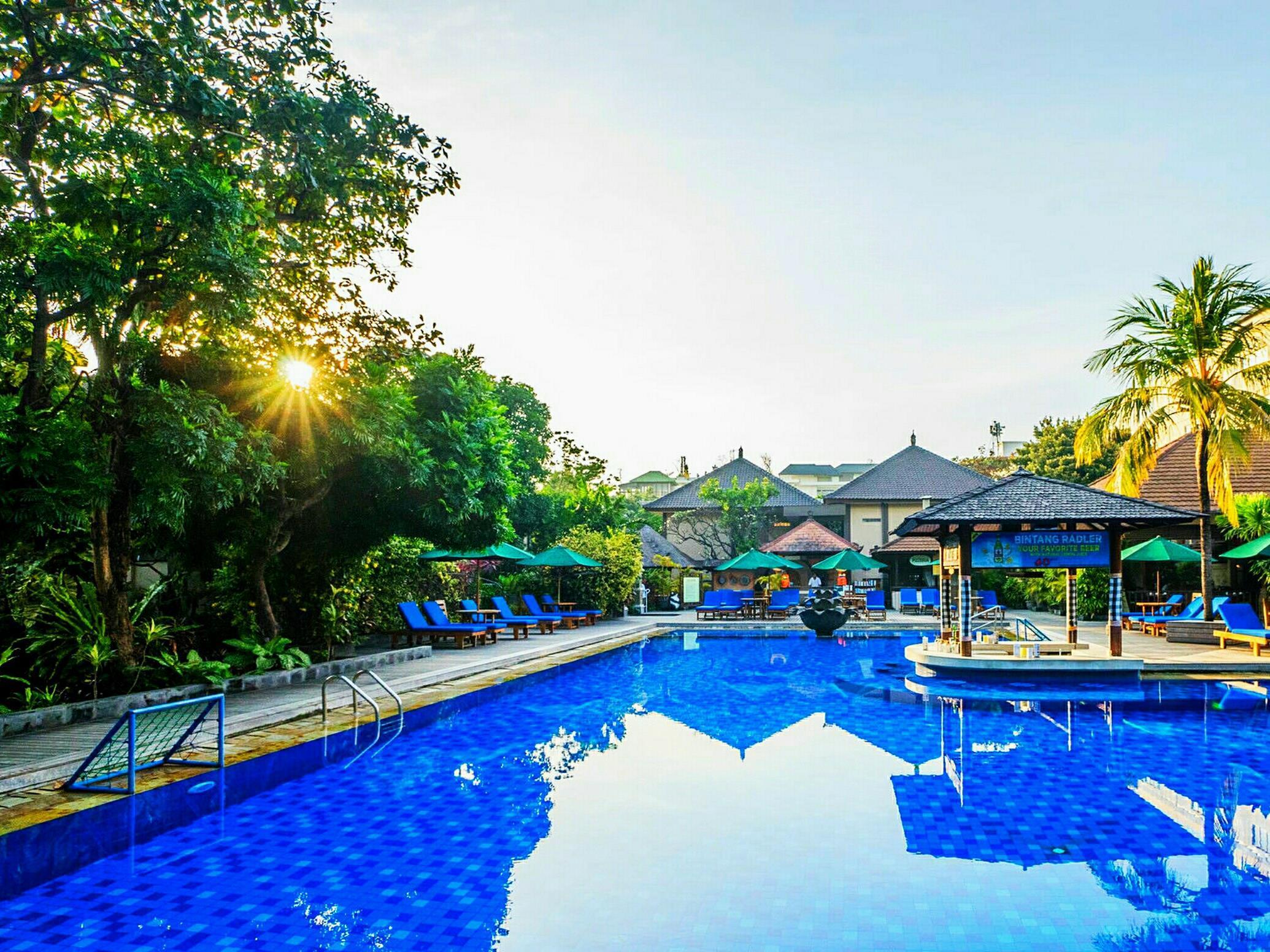 Risata Bali Resort & Spa ホテル詳細