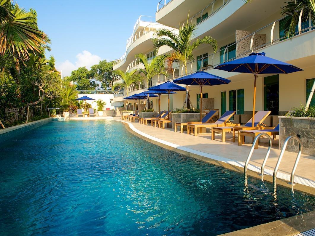 Seaside Suites Seminyak Bali ホテル詳細