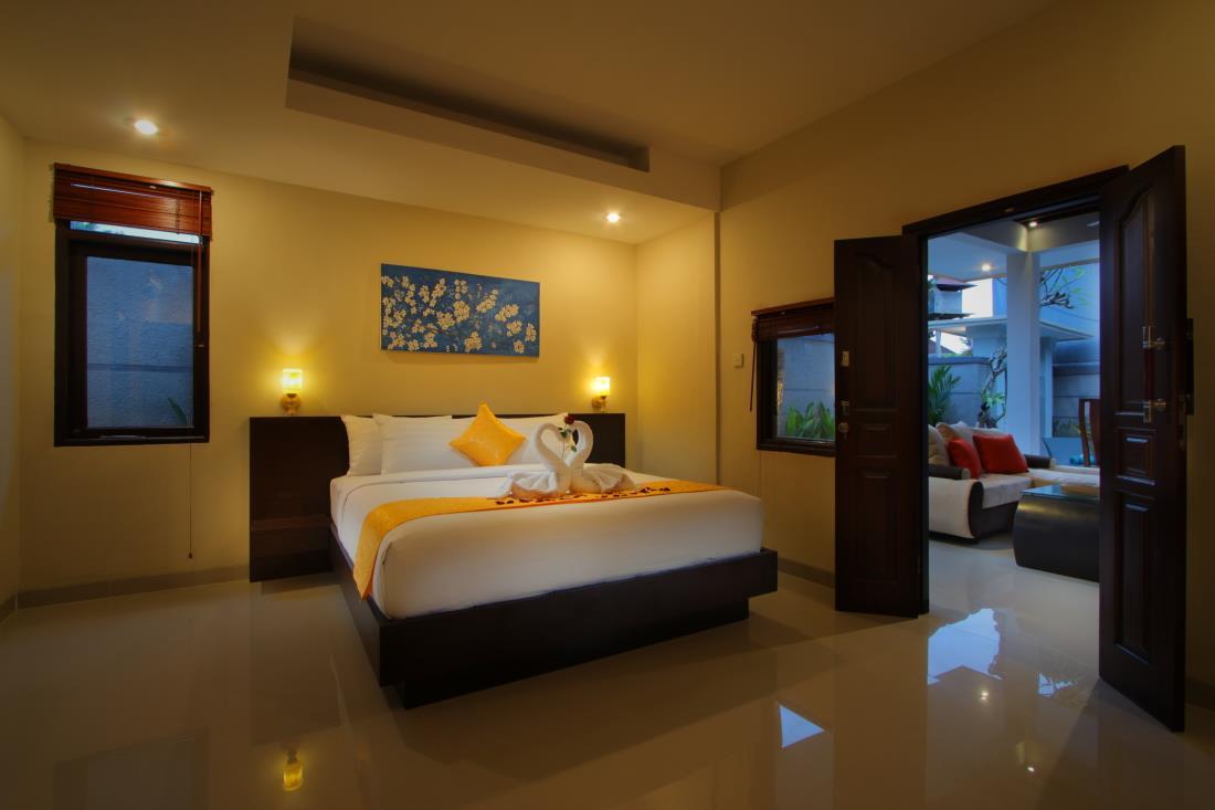 Sudha Villa Bali Anyelir ホテル詳細