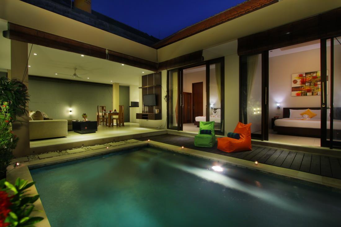 Sudha Villa Bali Baik-Baik ホテル詳細