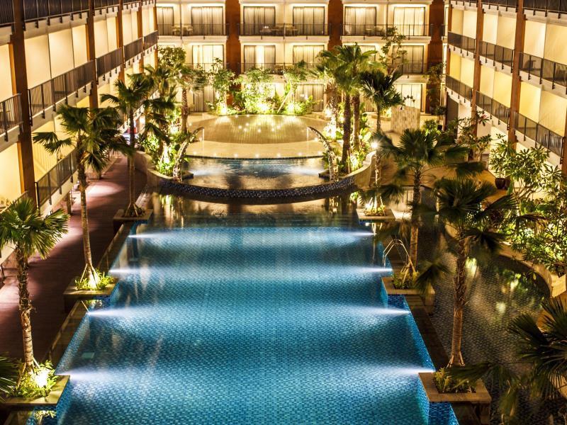 Swiss-Belhotel Tuban ホテル詳細