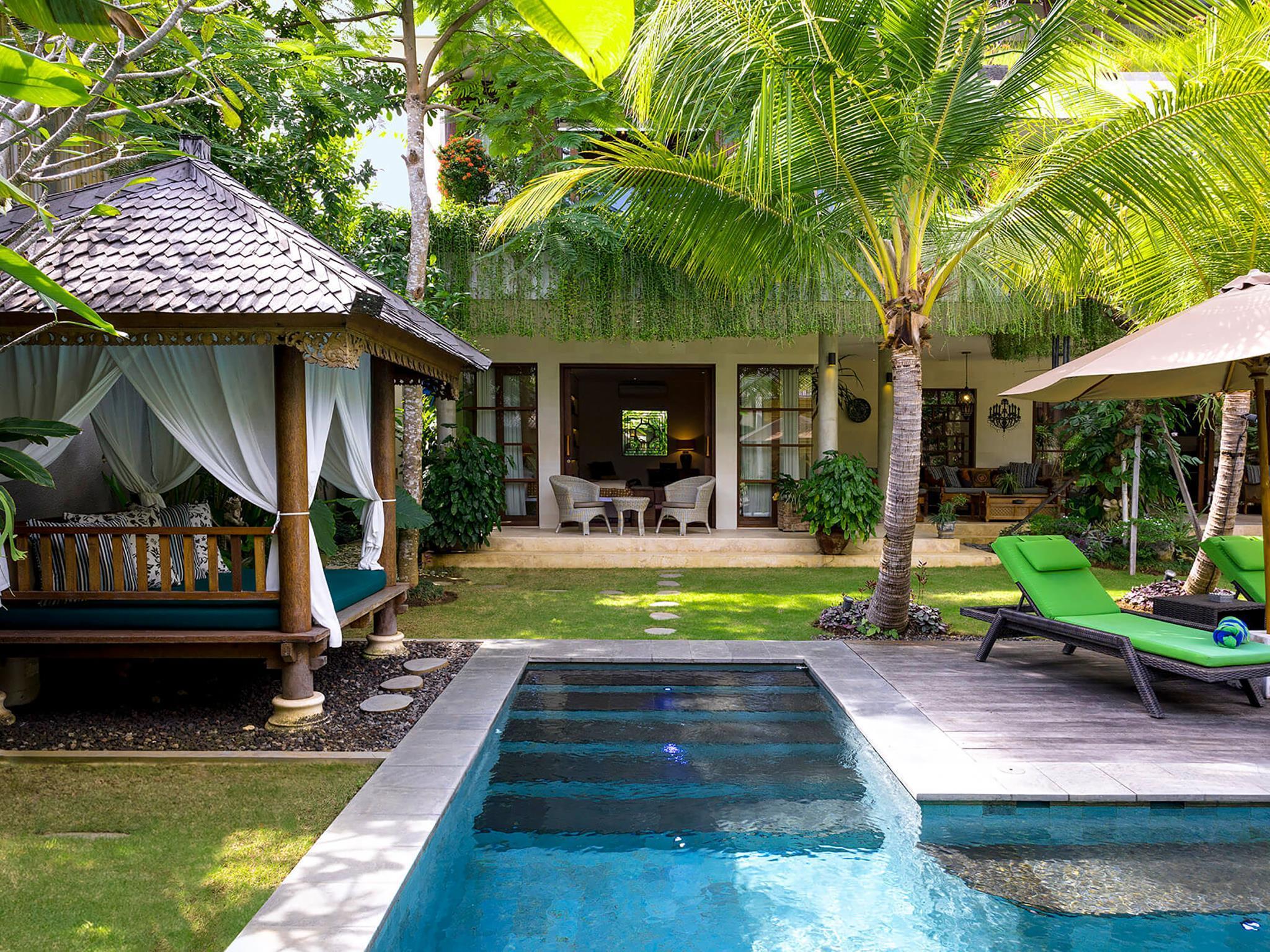 The Baganding Villa Bali ホテル詳細