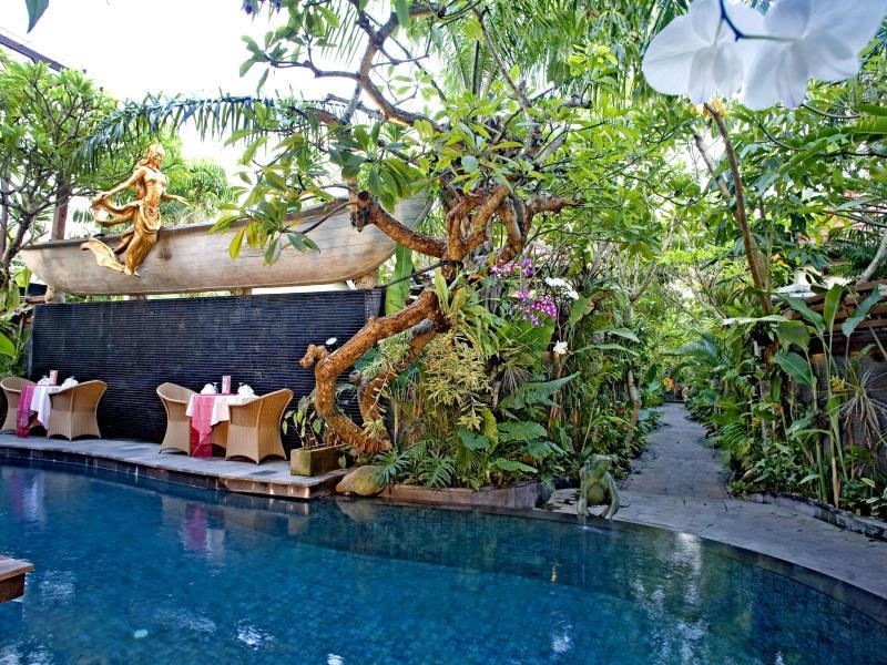 The Bali Dream Suite Villa ホテル詳細