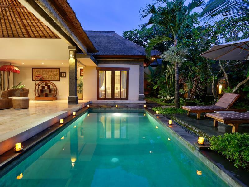 The Buah Bali Villas ホテル詳細
