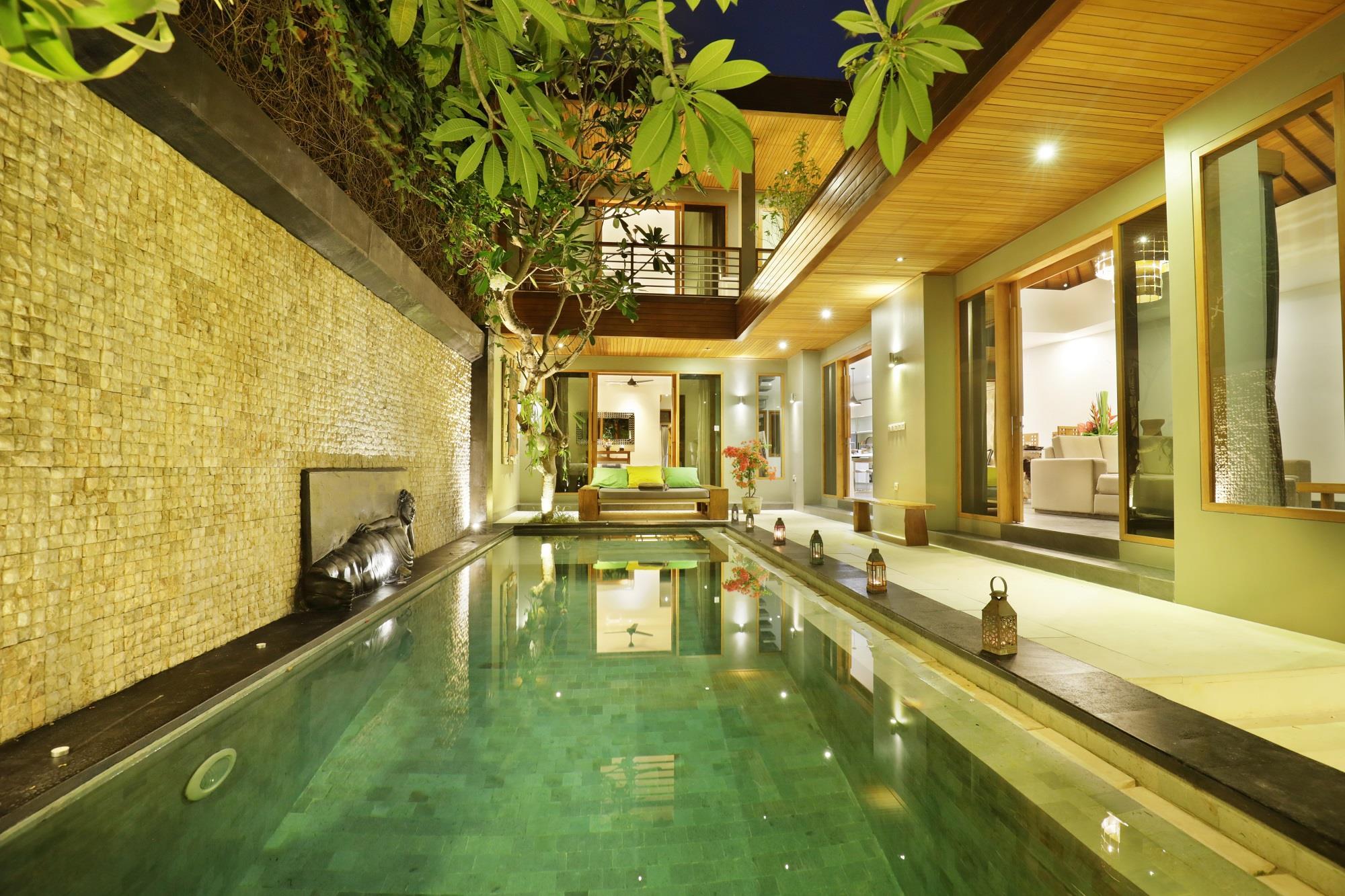 The Hotman Paris 1 Villa Seminyak ホテル詳細