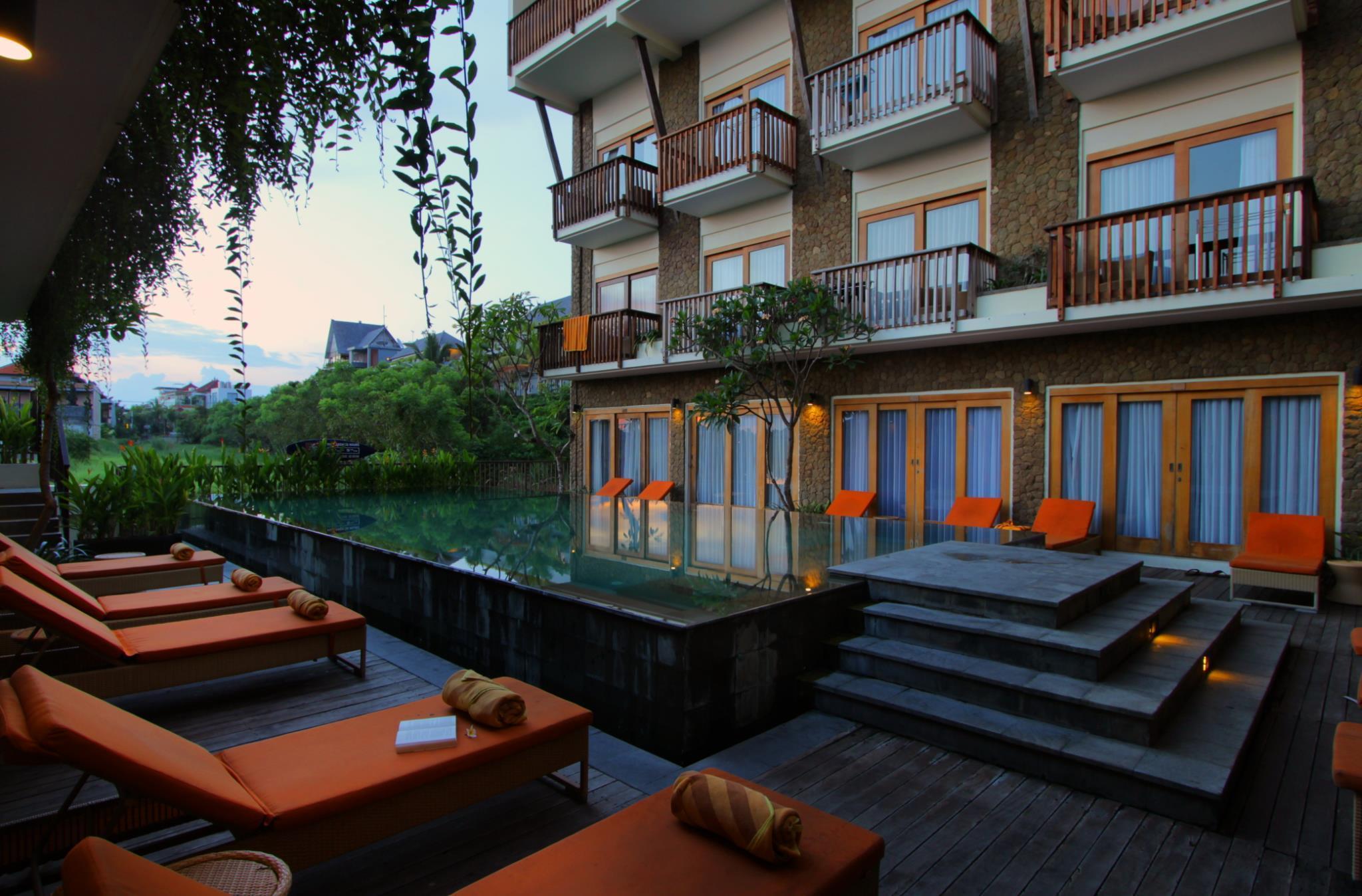 The Kirana Hotel Resto and Spa ホテル詳細