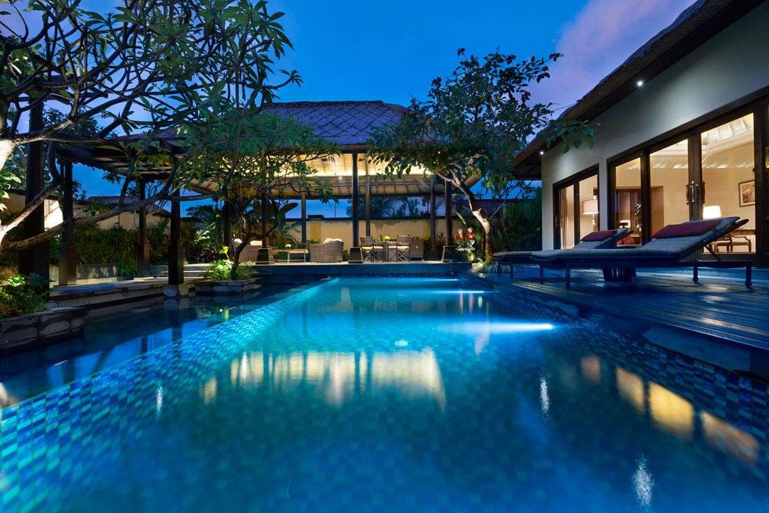 The Trans Villa Bali ホテル詳細