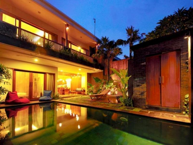 The Wood Villa Bali ホテル詳細