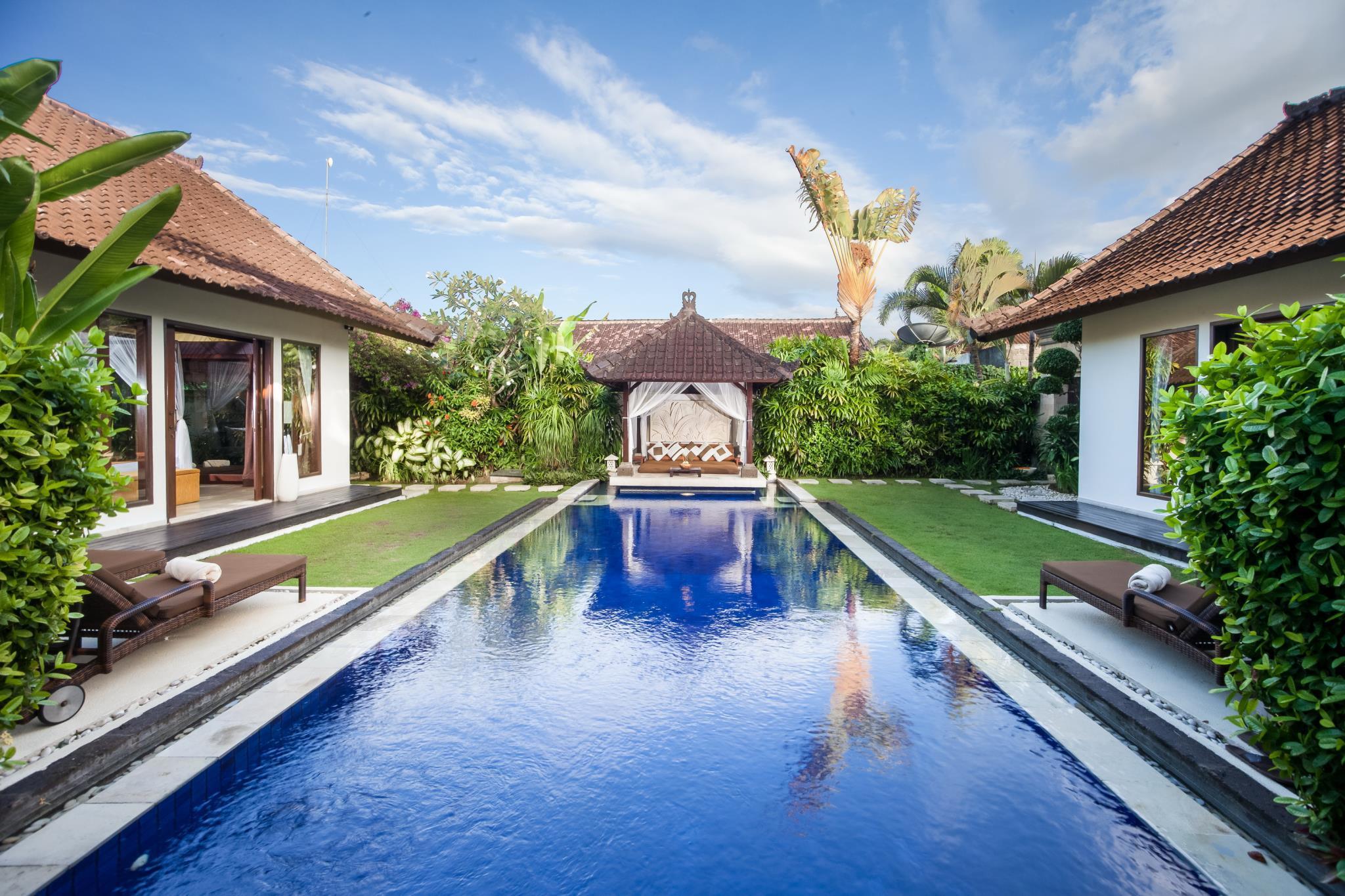 Three bedroom Villa Tania ホテル詳細