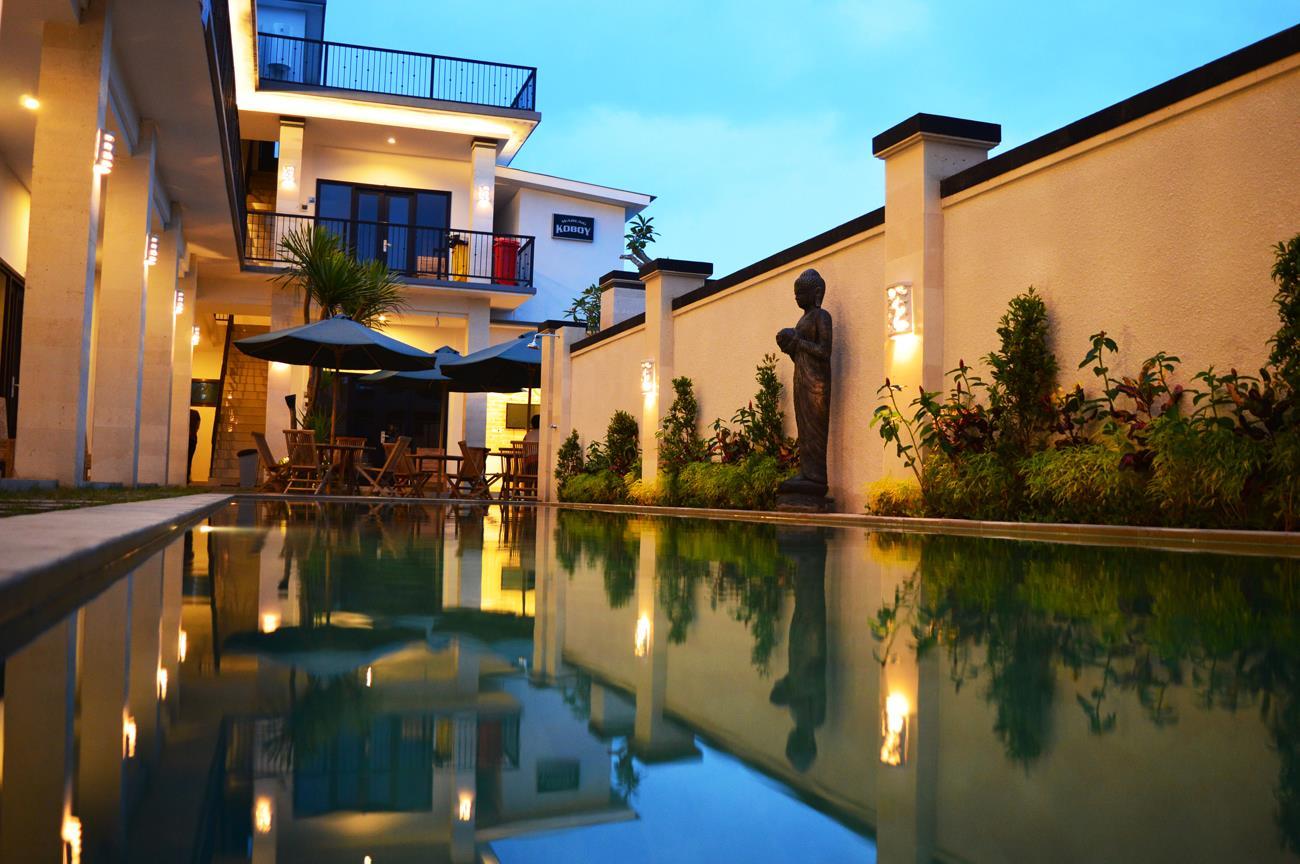 Tirtha Canggu Suite ホテル詳細