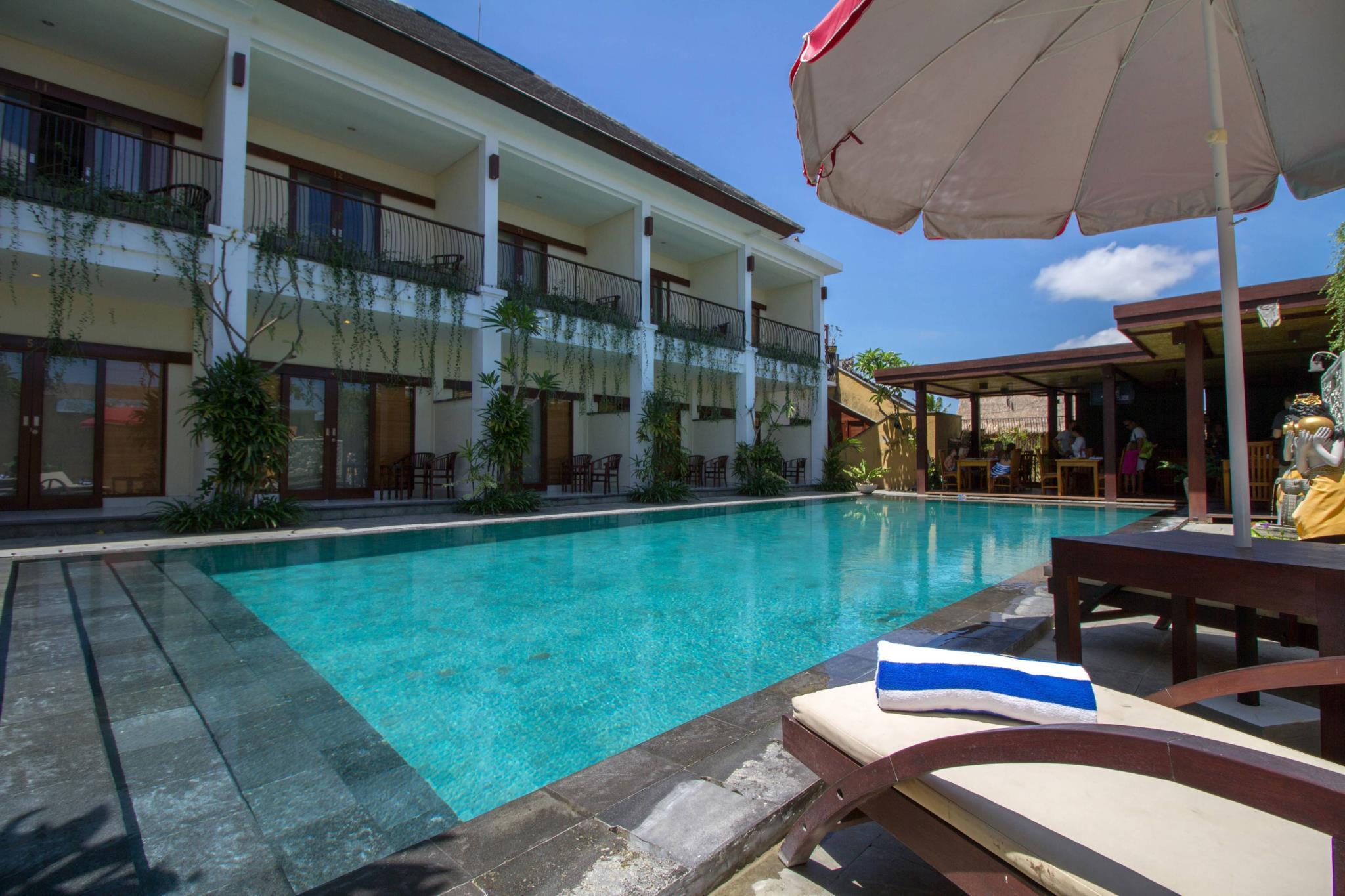 Uma Sri Hotel Bali ホテル詳細