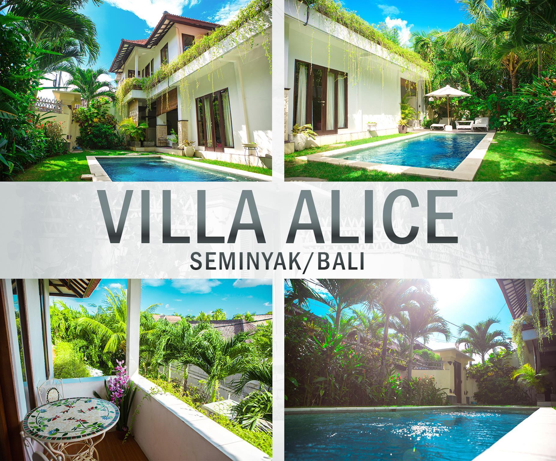 Villa Alice Seminyak ホテル詳細