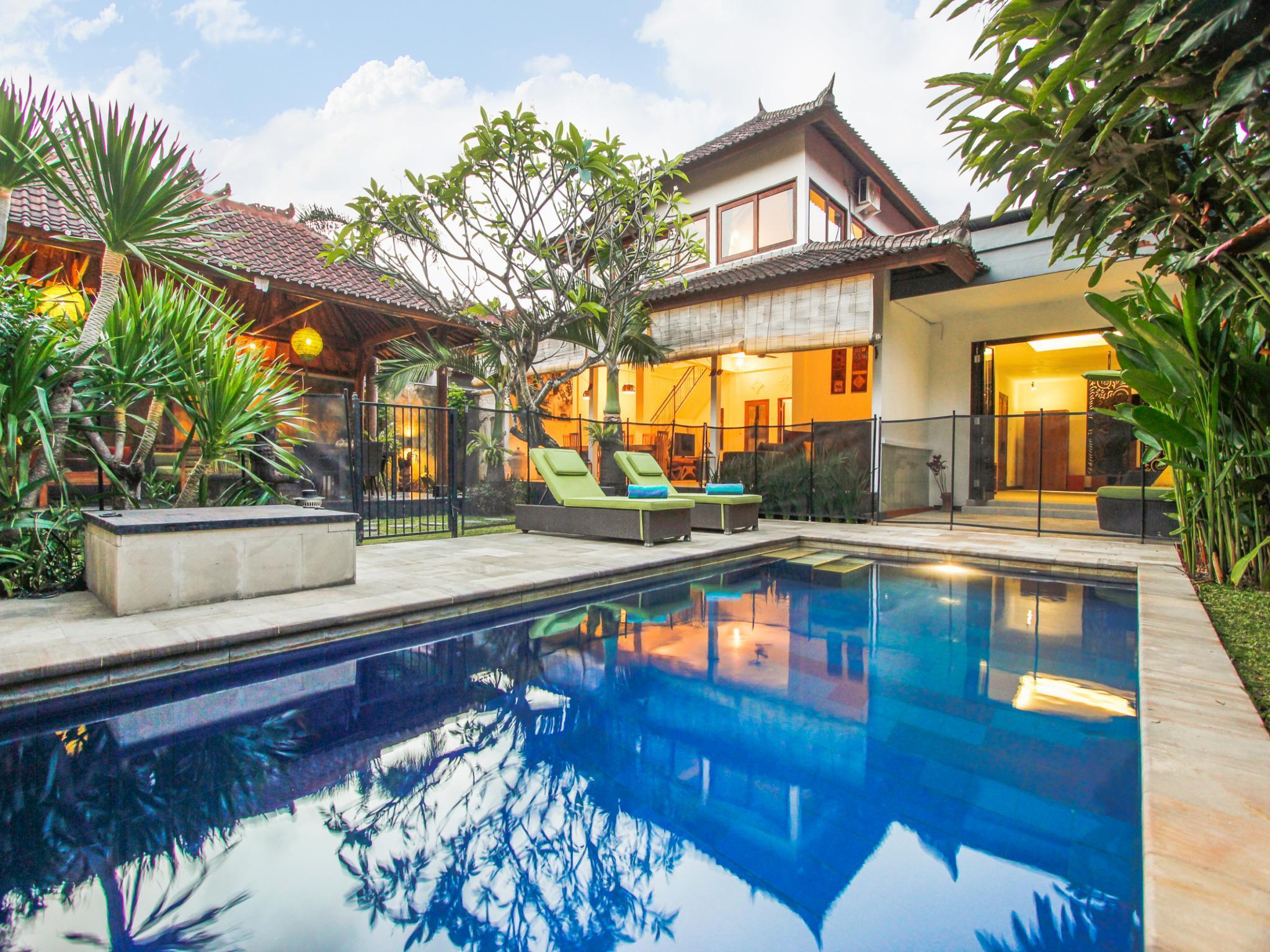 Villa Bali Caviar ホテル詳細