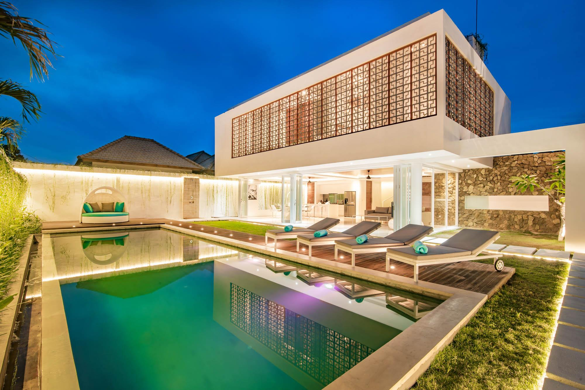 Villa KAMAG, Luxury villa at the heart of Seminyak ホテル詳細