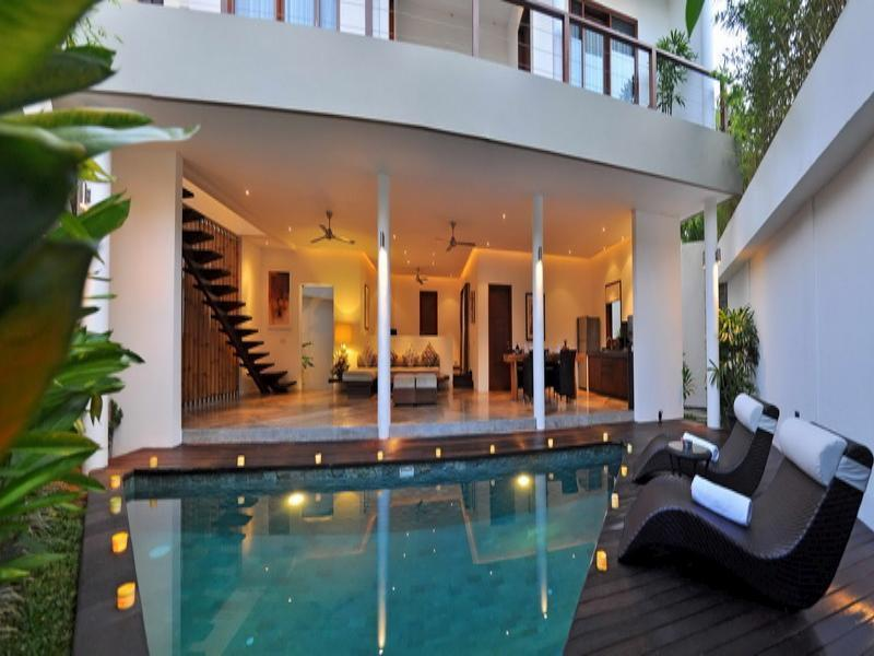 Villa La Sirena 4 by Nagisa Bali ホテル詳細