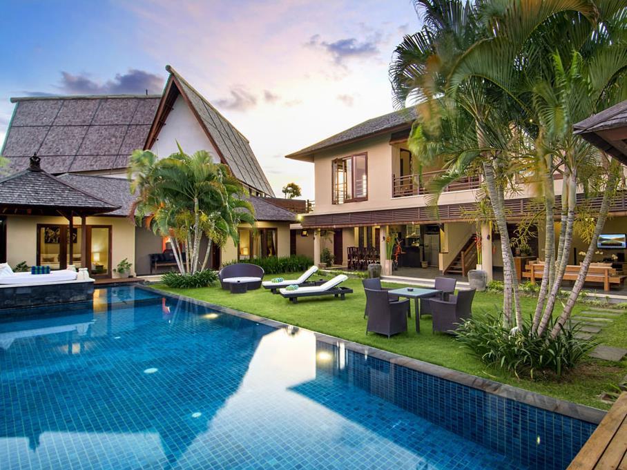 Villa M Bali Seminyak ホテル詳細