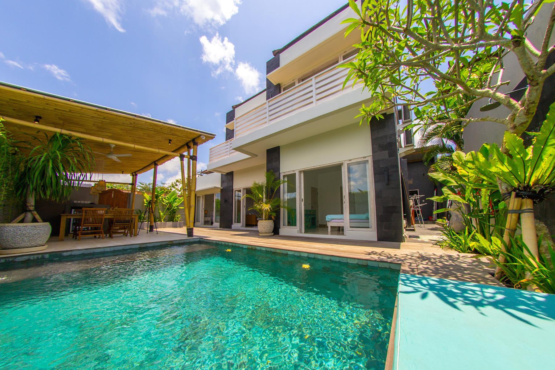 Villa Mahi Mahi Bingin ホテル詳細