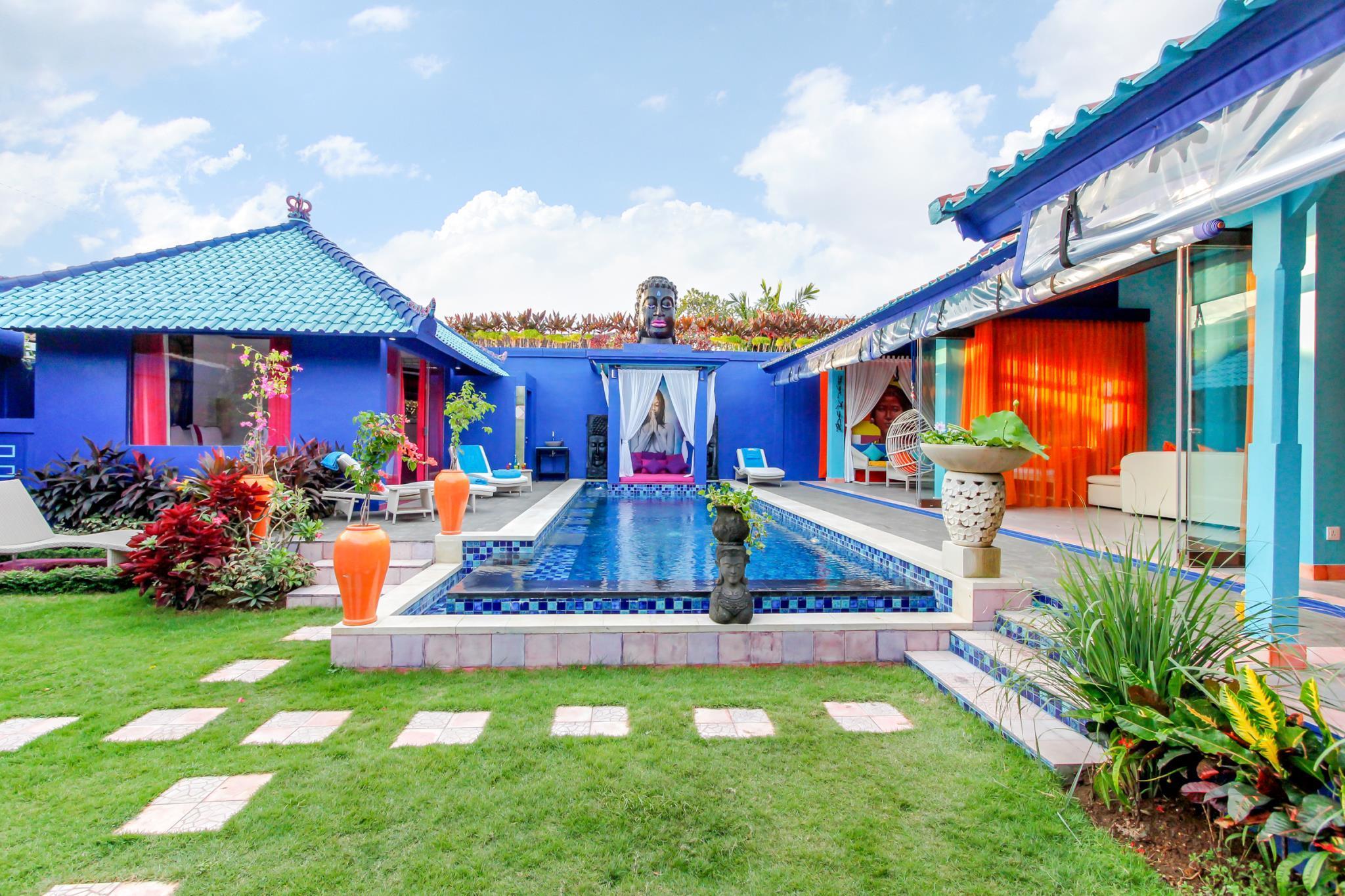 Villa Majorelle Bali ホテル詳細