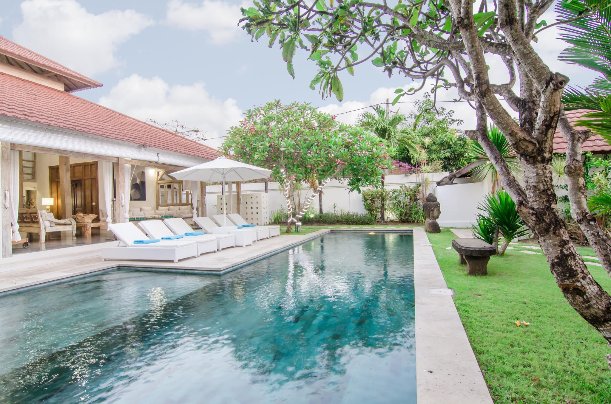 Villa Putih by The Bali Agent ホテル詳細