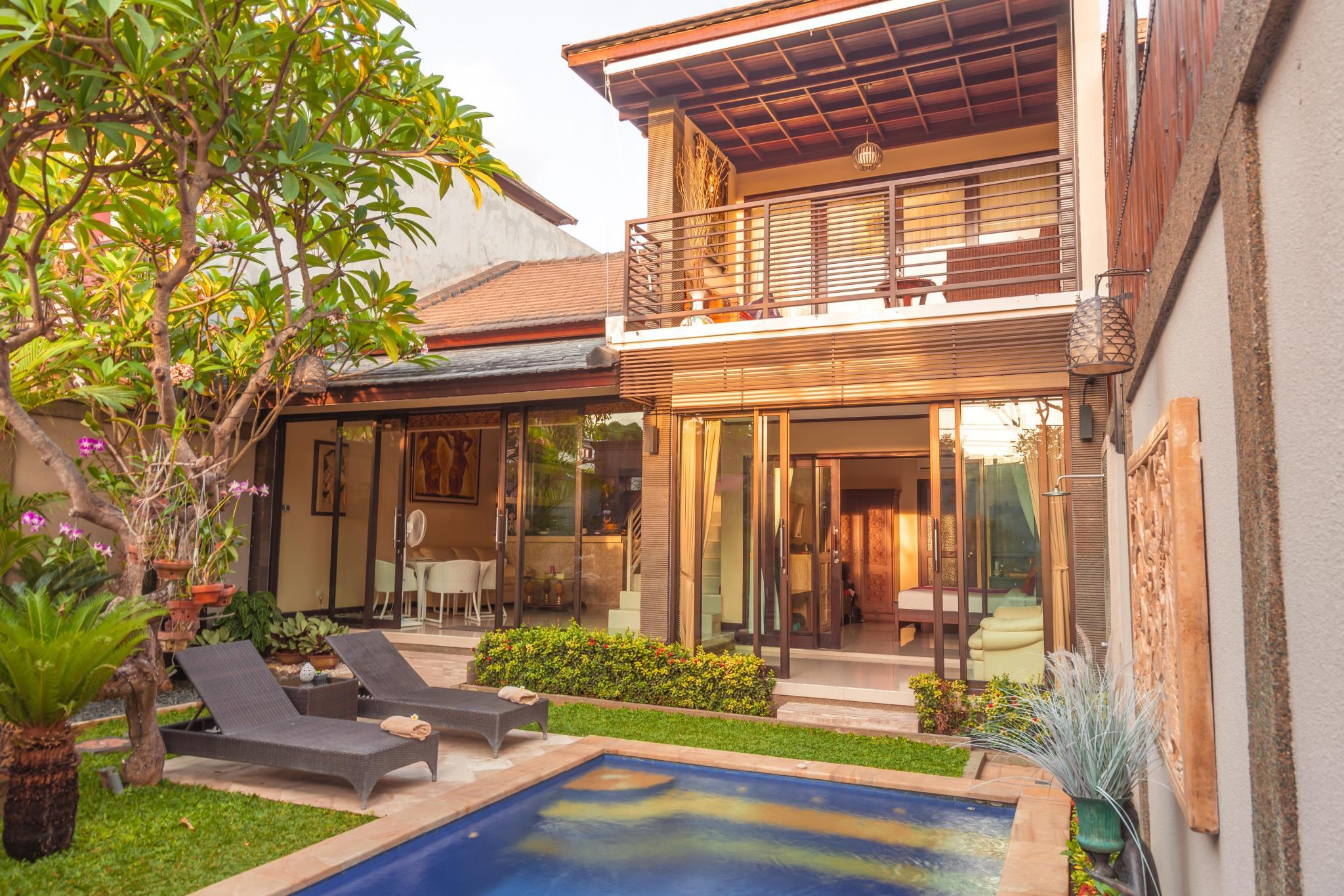 Villa Saraswati 2BR. Quality&unique in Seminyak ホテル詳細