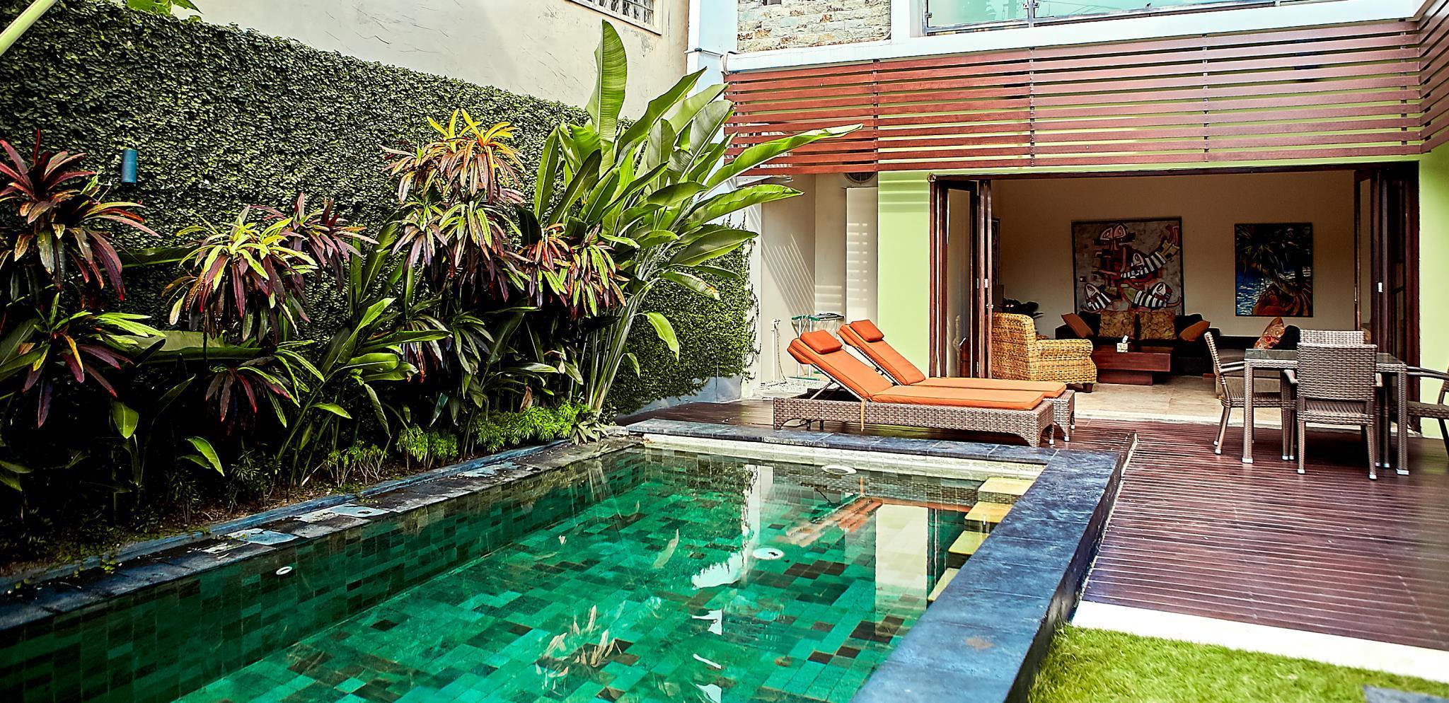 Villa Shanti Rooftop ホテル詳細