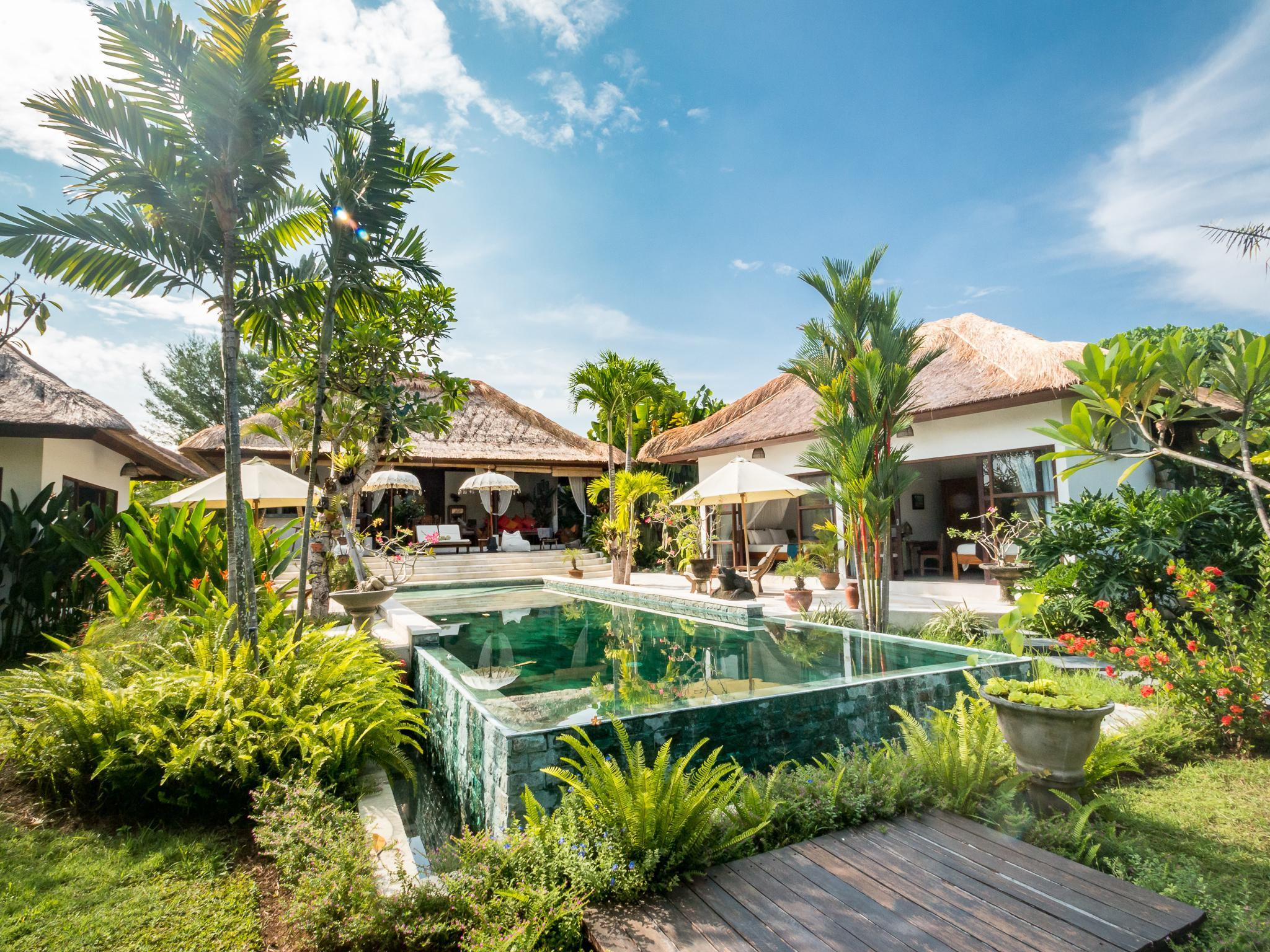 Villa Tibu Indah ホテル詳細