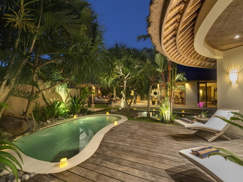 Villa Tirta Naga Bali ホテル詳細