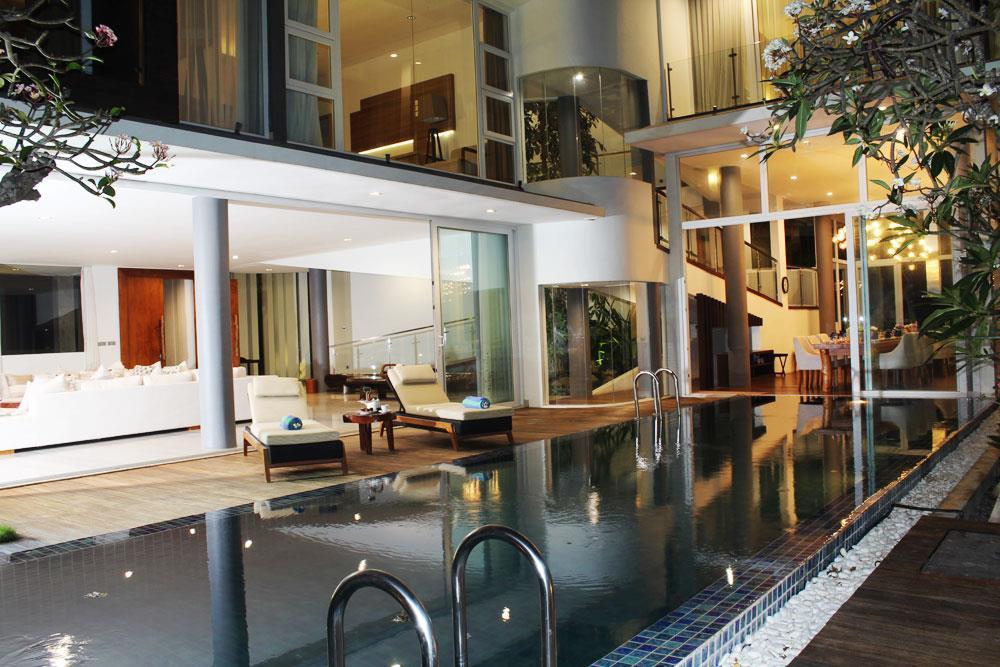 Waters View Villa by Soscomma ホテル詳細