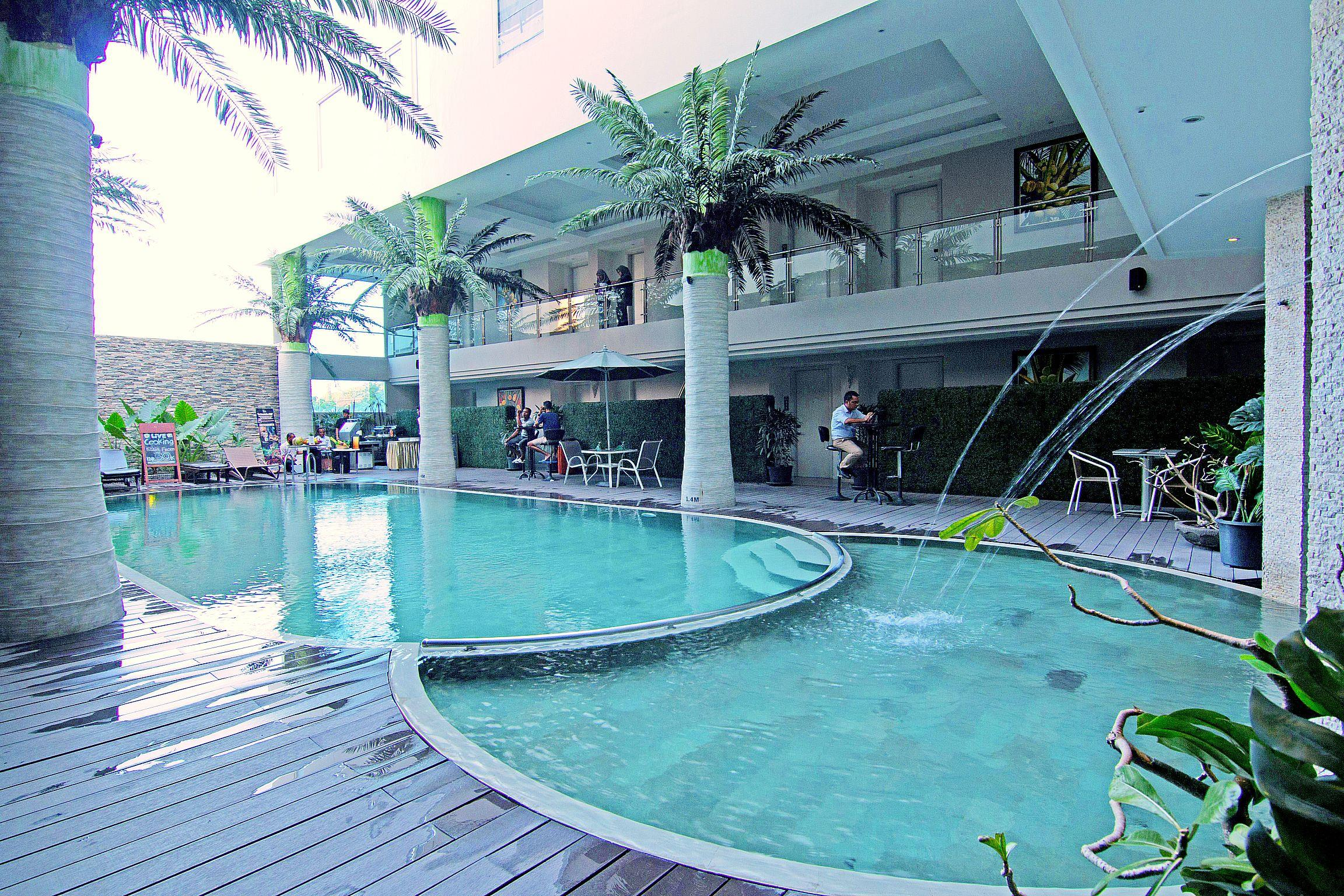 ZEN Rooms Sunset Road Boutique Hotel ホテル詳細