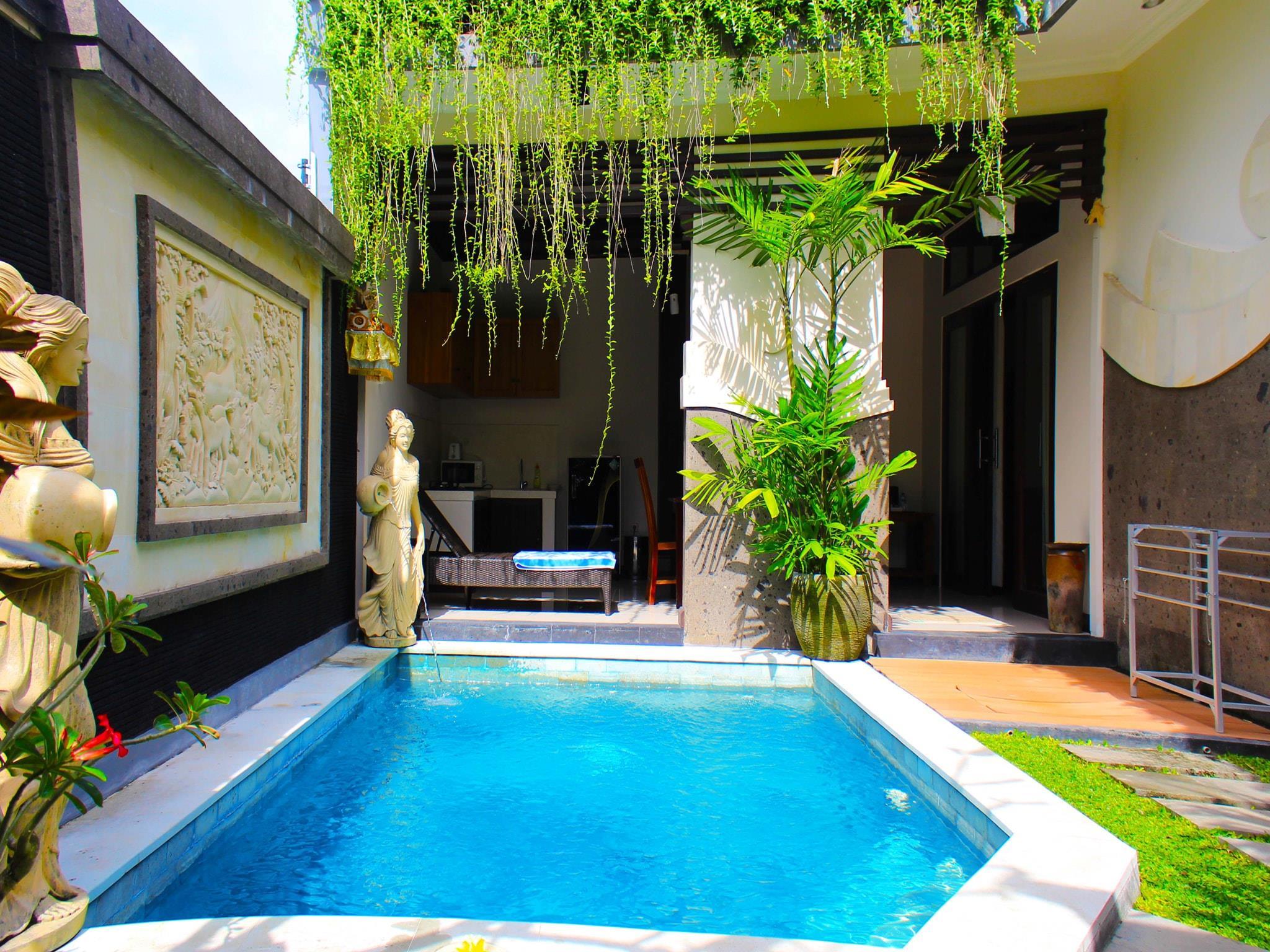 Alit Bali Villa ホテル詳細