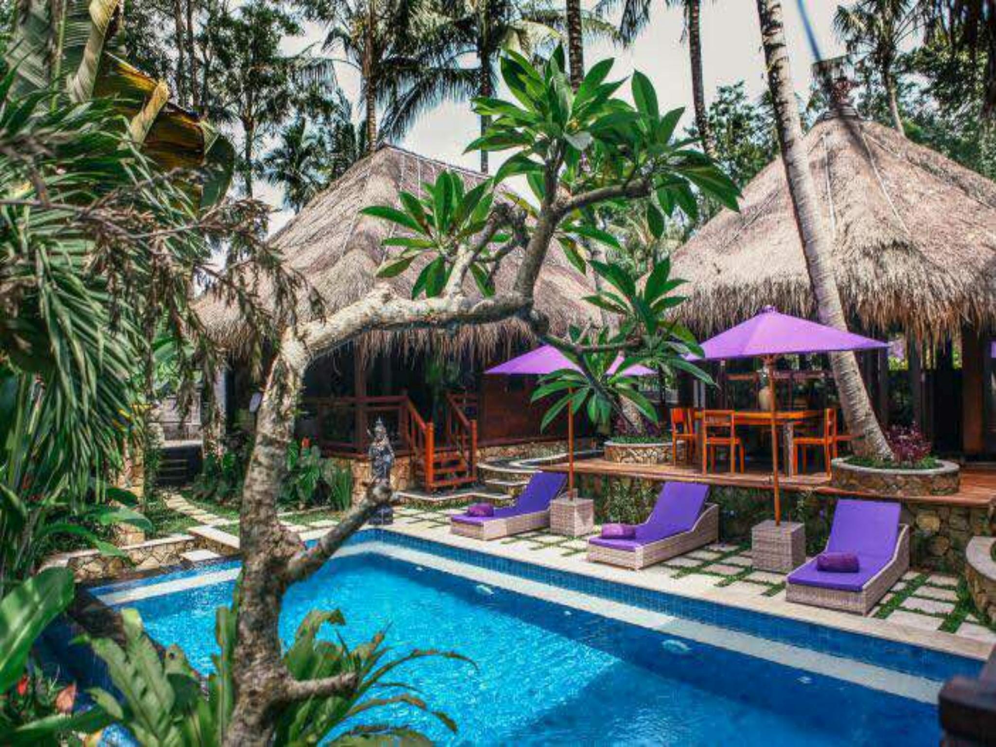 Bali Village Private Villa 2 Bedroom ホテル詳細
