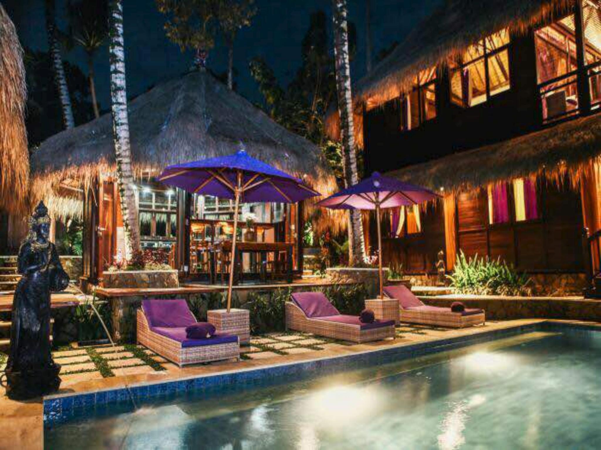 Bali Village Private Villa 3 Bedroom ホテル詳細