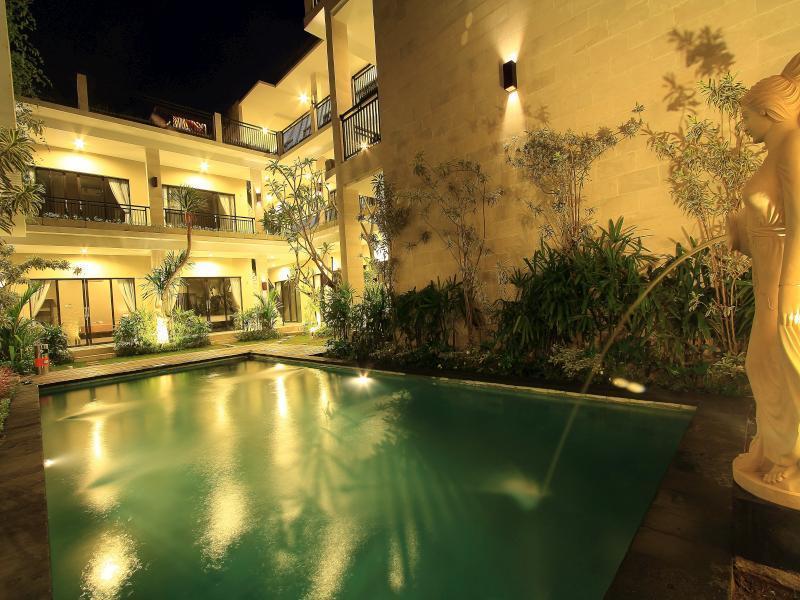 Balian Paradise Resort ホテル詳細
