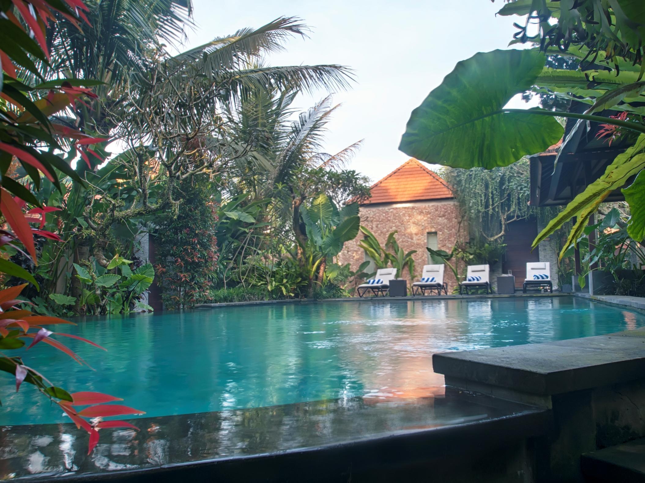 Bayad Ubud Bali Villa ホテル詳細