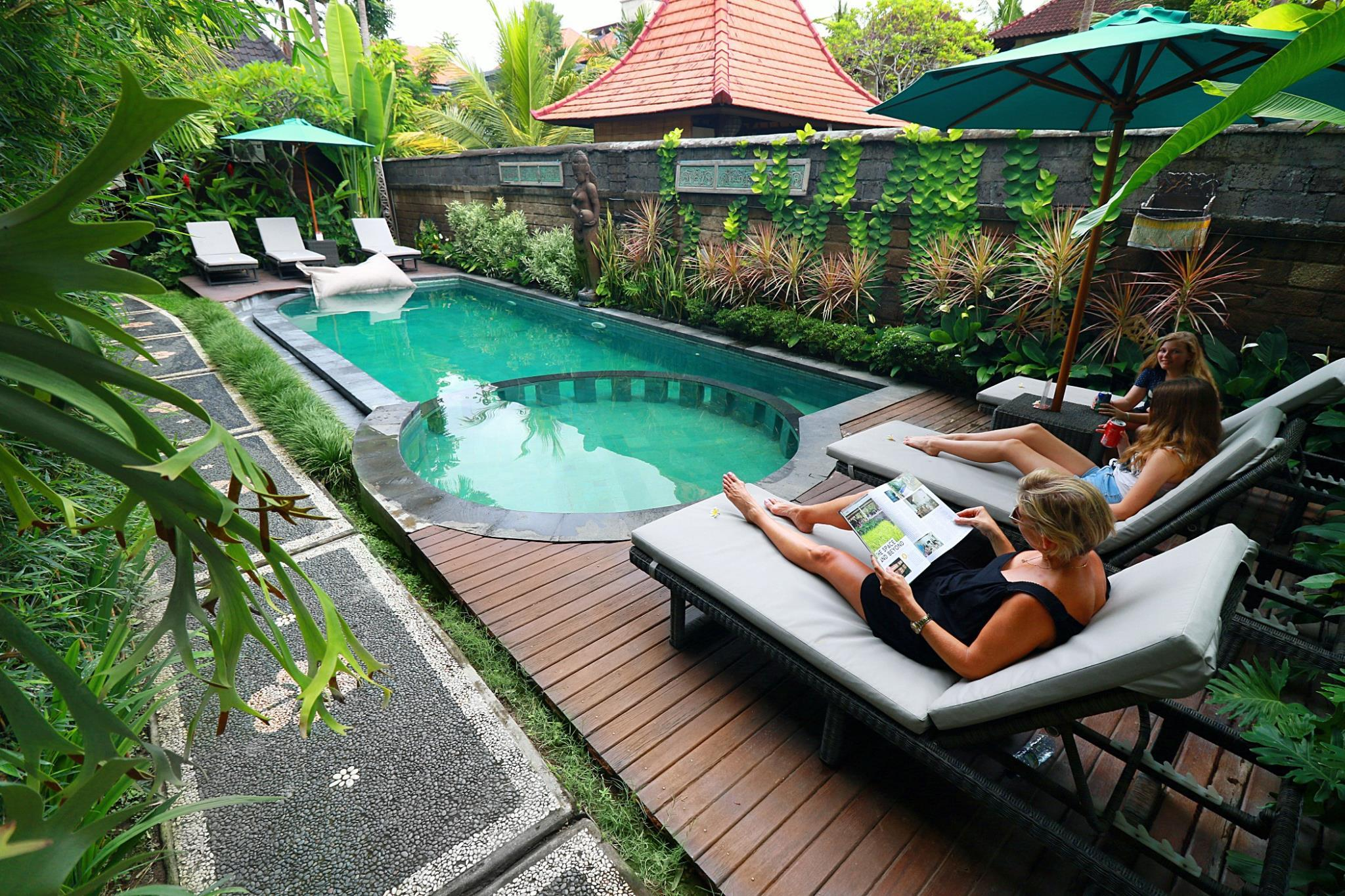 Bisma Cottages Ubud ホテル詳細