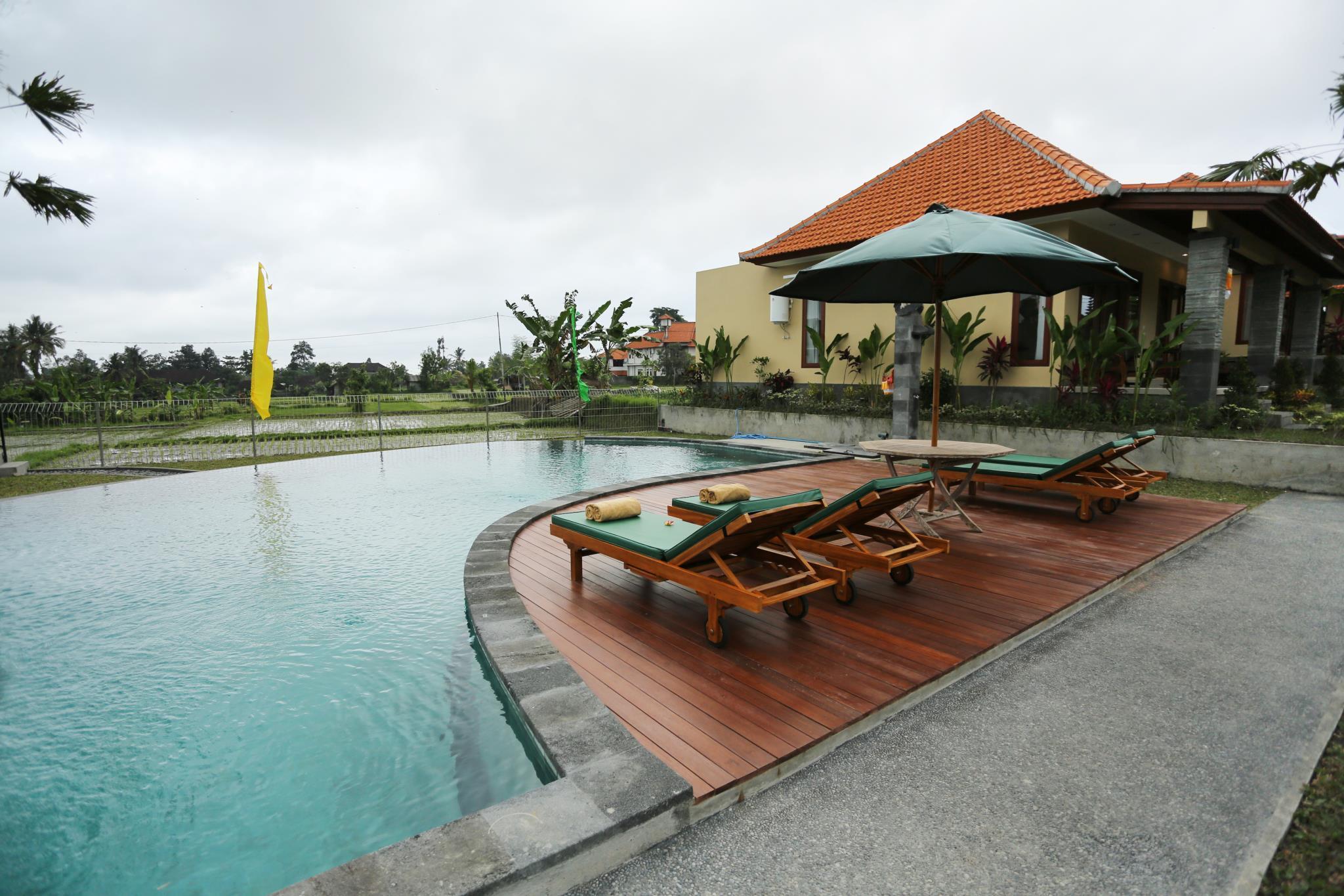 Darra Ria Villa Ubud ホテル詳細