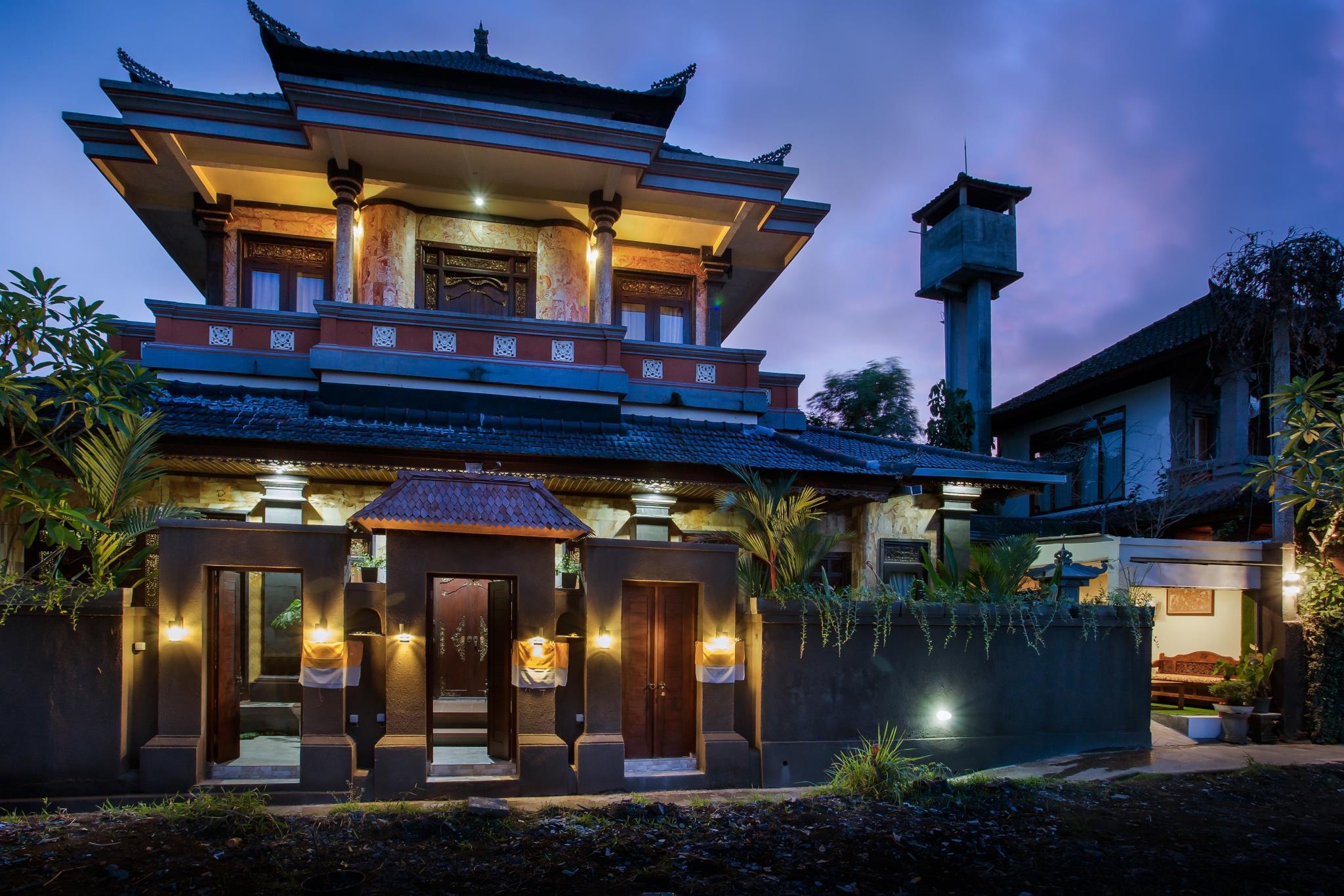 Grand Ashanti Villa ホテル詳細
