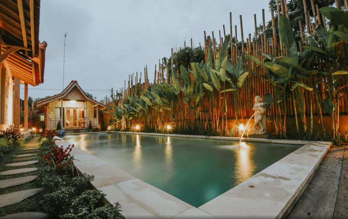 Homayoon Private Villa Ubud ホテル詳細