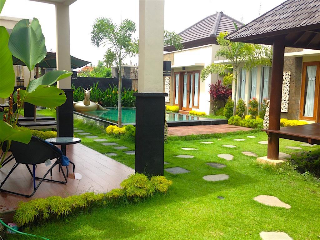 Homayoon Villa Ubud1 ホテル詳細