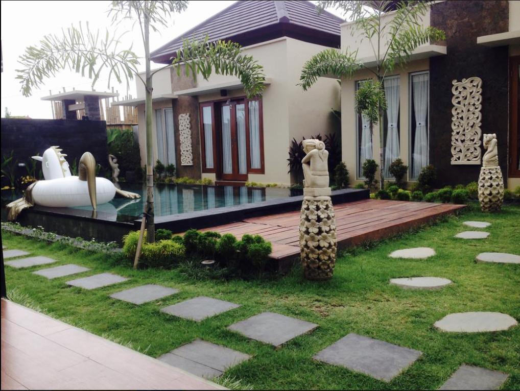 Homayoon Villa Ubud4 ホテル詳細