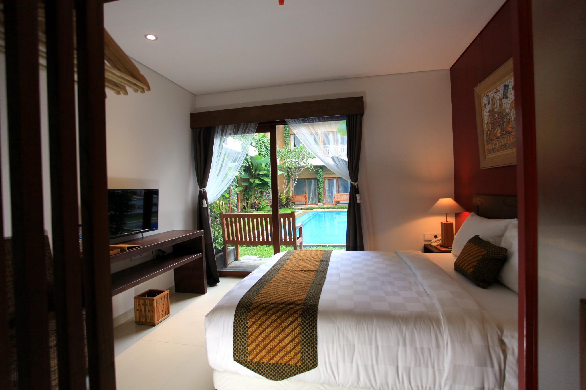 Hotel Puriartha Ubud ホテル詳細