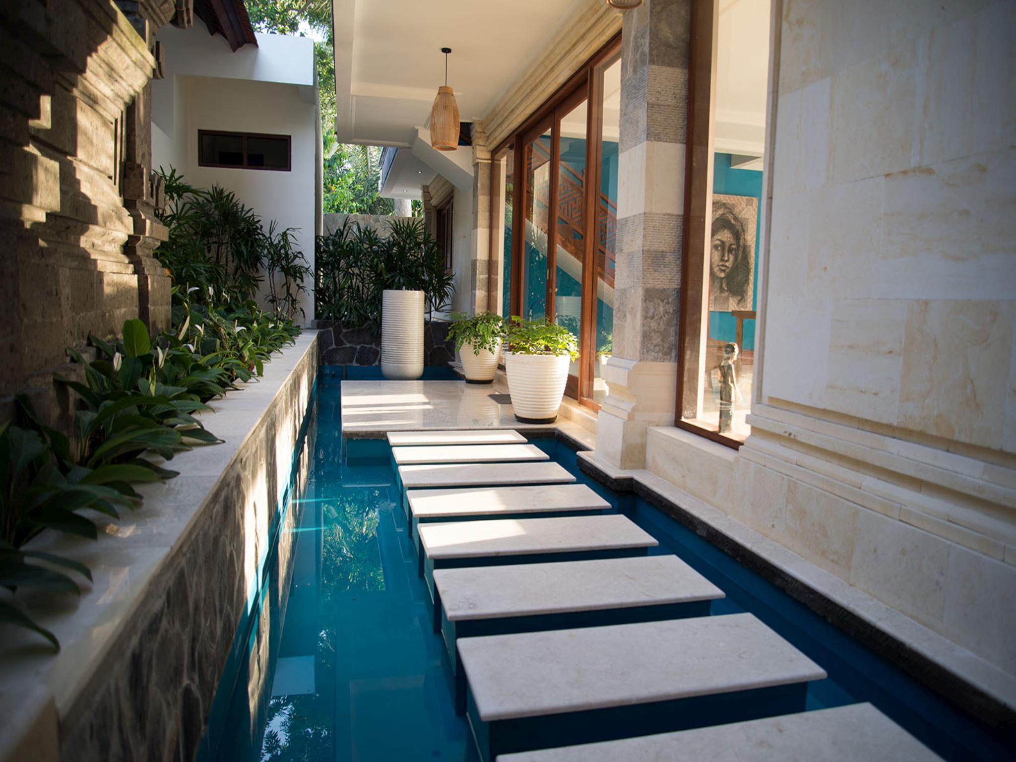 Kano Sari Ubud Villa ホテル詳細